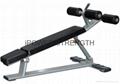 Abdominal Bench,E37 Abdominal bench,Inotec Fitness