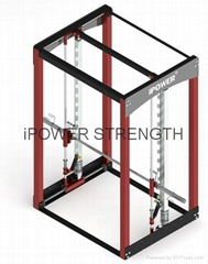 Max Rack,3D Smith,Dual Action Smith