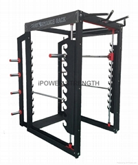 3D Max Rack/3D Smith machine