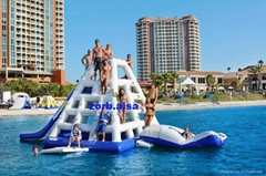Inflatable water park sl