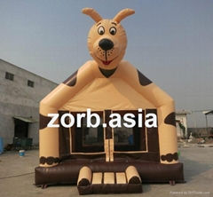 Top Sale Inflatable Bouncy Castle for Kids Play