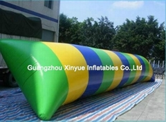 Super quality inflatable water park