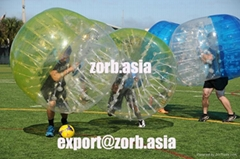CE certificate Inflatable bubble soccer