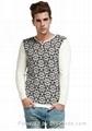 Hot sale for korean men pullover 2015