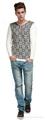 Hot sale for korean men pullover 2015 2
