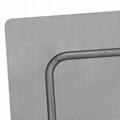 Indoor stainless steel built in hob 4