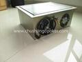 Indoor stainless steel built in hob 2