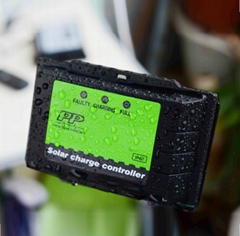 Smart 12v 8a solar charge controller solar regulator