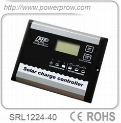Smart 1224v 40a charge controller manual solar battery voltage controller