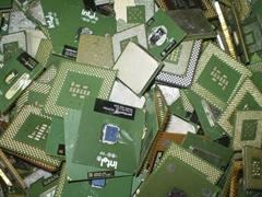CPU PROCESSOR SCRAPS