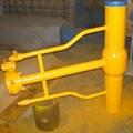 放散式焊接球阀