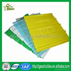 FRP roof sheet heat insulation economic waterproof roof coating fiberglass