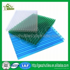 hot selling green and environment friendly Cheap polycarbonate sheet for garage