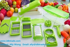 nicer dicer plus vegetable cutter food processor