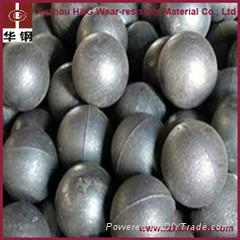 Dia20mm-150mm Wear Resistance Casting Iron Grinding Ball  2