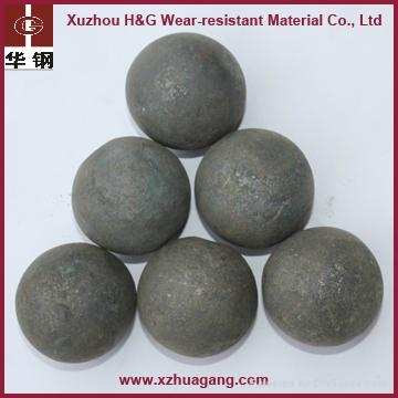 Oil Quenching Casting Steel Grinding Balls  1