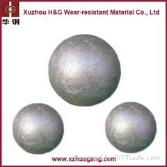 High Wear-Resistant Chrome Alloyed Grinding Steel Balls  5