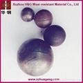 High Wear-Resistant Chrome Alloyed Grinding Steel Balls  1