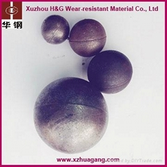 High Wear-Resistant Chrome Alloyed Grinding Steel Balls