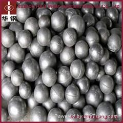 High Wear-Resistant Chrome Alloyed Grinding Steel Balls  2
