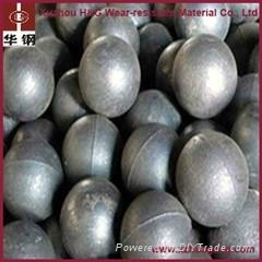 12% Chrome Alloyed Casting Cement Mill Grinding Balls
