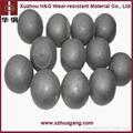 12% Chrome Alloyed Casting Cement Mill Grinding Balls  3