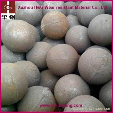 12% Chrome Alloyed Casting Cement Mill Grinding Balls  4