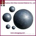 High chrome steel grindng balls 3