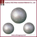 High chrome steel grindng balls