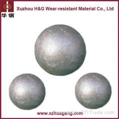High chrome steel grindng balls