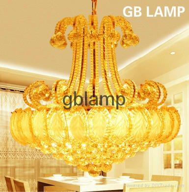 Factory-outlet crystal ceiling lamp 1