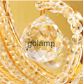 Factory-outlet crystal ceiling lamp 4