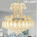 Factory-outlet crystal ceiling lamp 3
