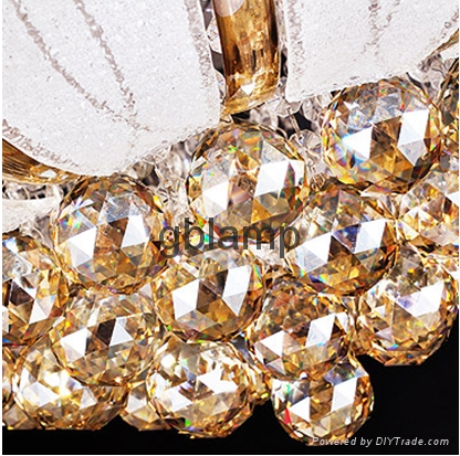 Modern European crystal light 2