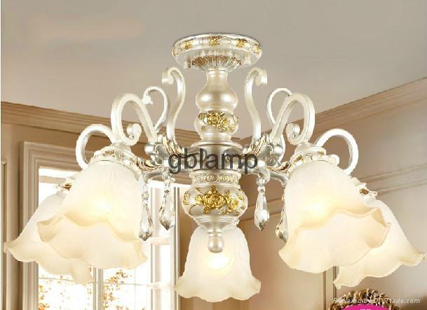 High quality custom moderncrystal lamp 2014 1