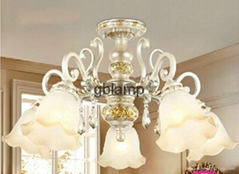 High quality custom moderncrystal lamp 2014
