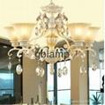 led crystal light for home ceiling light 2