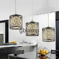 2014 Fancy style Led crystal lighting for wall 2