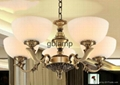 2014 restoration hardware luxury crystal lamp 3