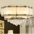 2014 LED K9 decorative crystal chandelier light 2