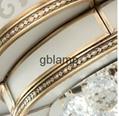 2014 LED K9 decorative crystal chandelier light 4