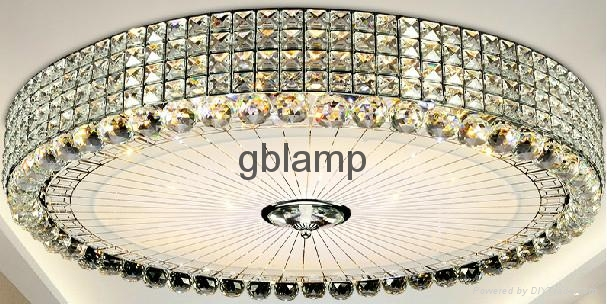 Luxury Crystal lighting with CE certificate from China 4
