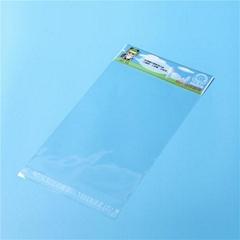 Self-adhesive OPP Plastic Bag with Header
