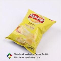 Foil Food Packing Bag for Chips