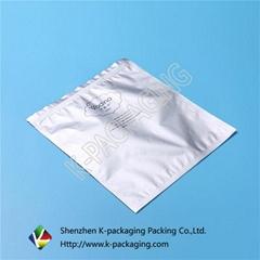 Printed Large Size Zip Lock Aluminium foil Electronics Bags