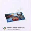 Vivid Printed Toy Bags Packaging Custom