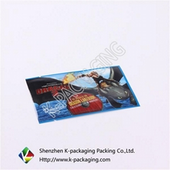 Vivid Printed Toy Bags Packaging Custom Manufacture in ShenZhen