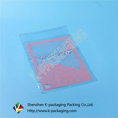 High Quality Clear Printing Customized OPP Bags