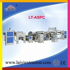 Single Side Paper Cup Paper Extrusion Lamination Machine