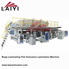BOPP Thermo Film Extrusion Laminating Machine